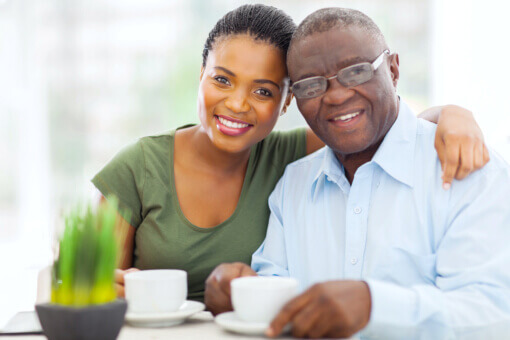 Show Your Aging Parent Love by Caring With Empathy
